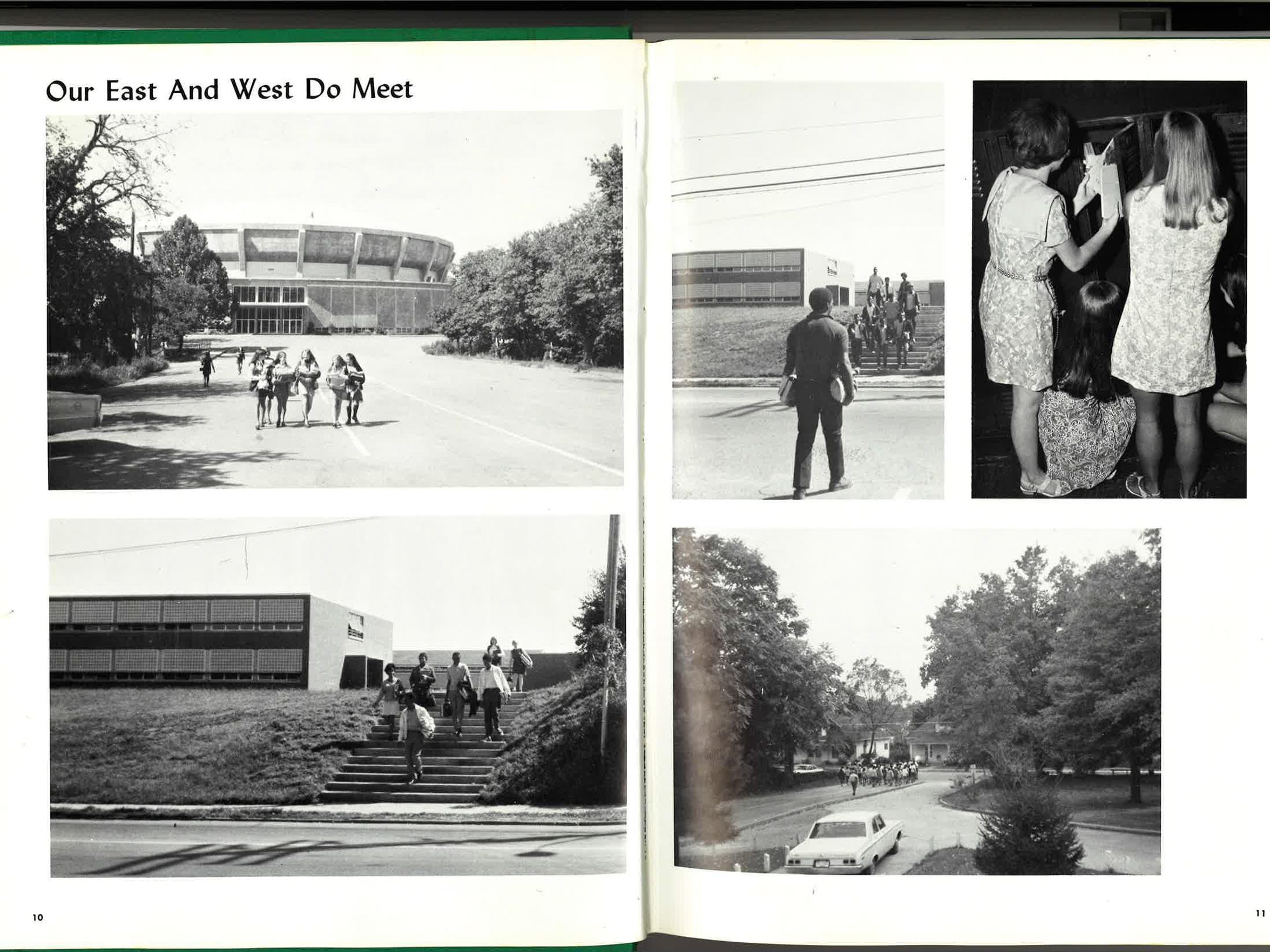 Jackson Central-Merry High School's first 'Central