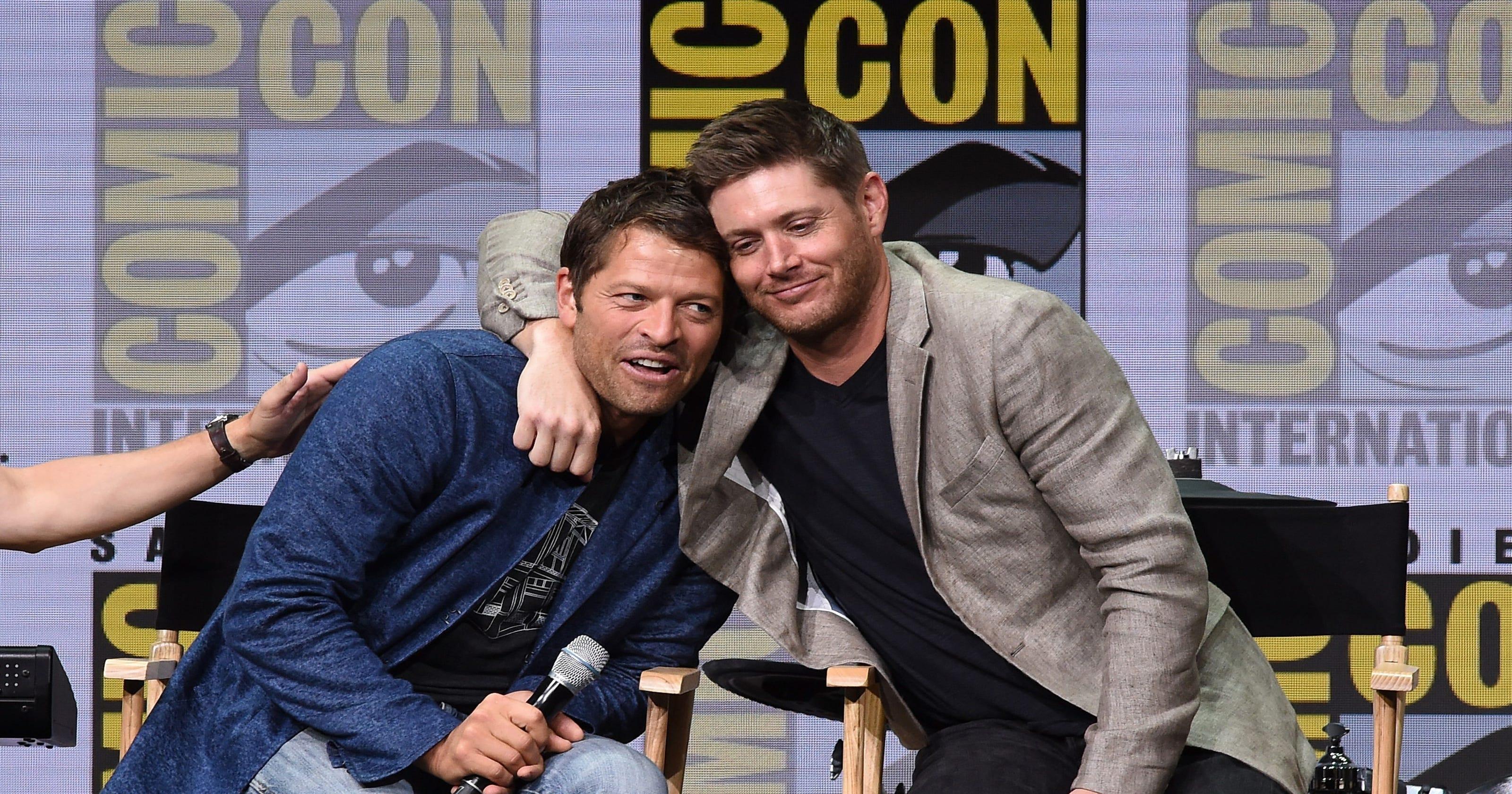Comic Con Supernatural To Set Up Wayward Sisters Spinoff In