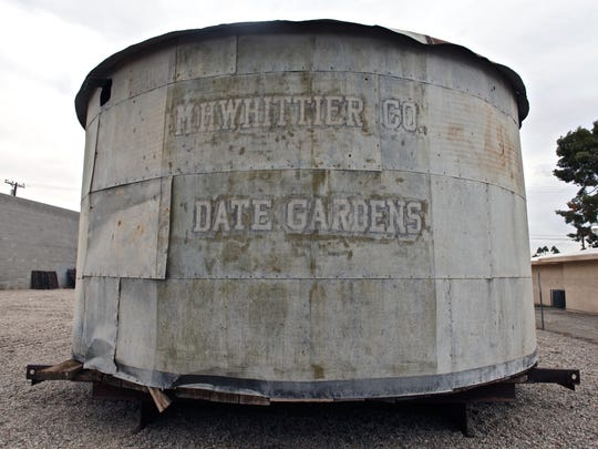 The Coachella Valley History Museum has raised more than $71,000 to restore its century-old water tower.