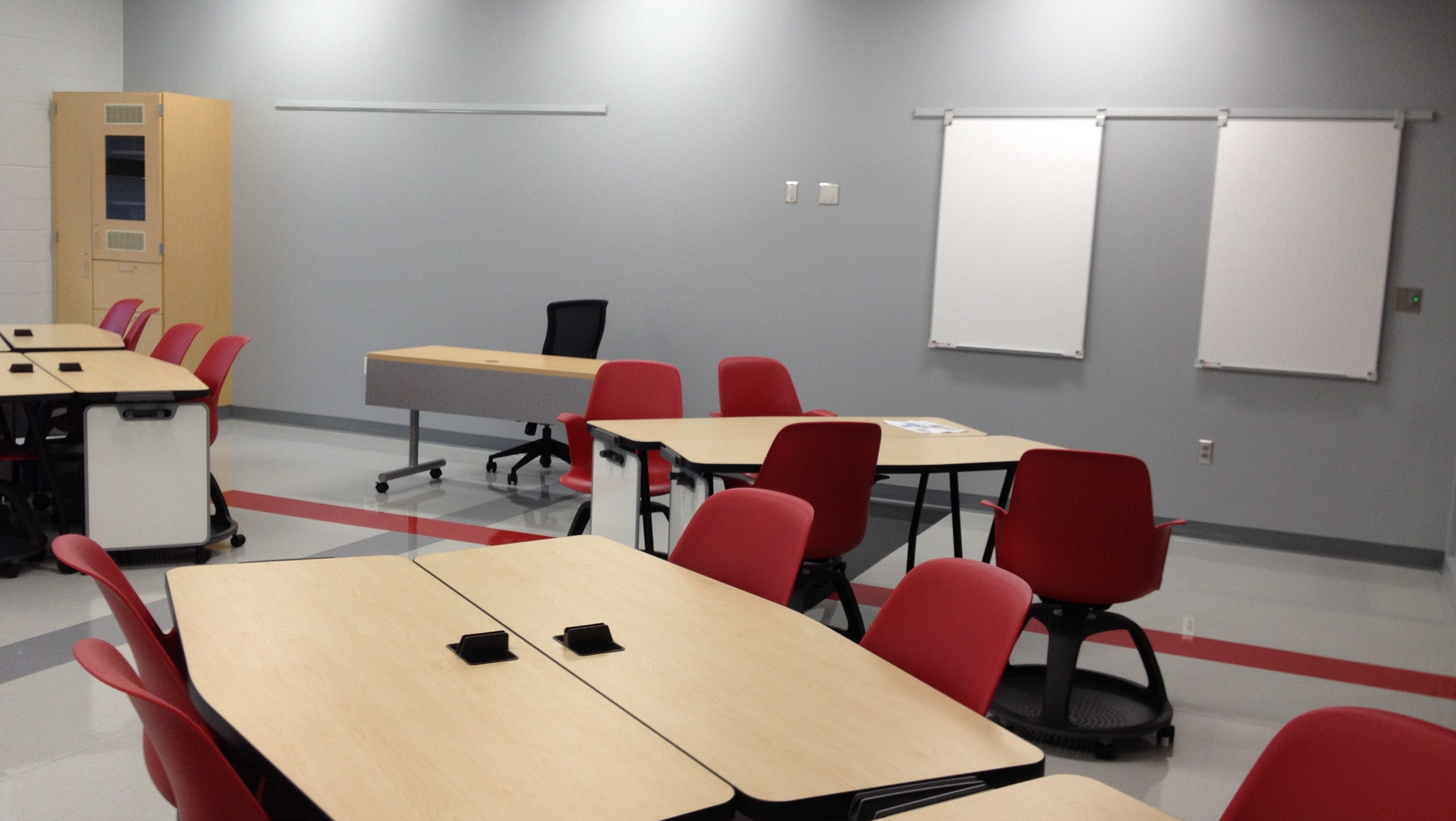 Inside Collaborative Classroom : Inside the new princeton high school