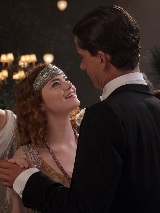 Film Review-Magic in the Moonlight