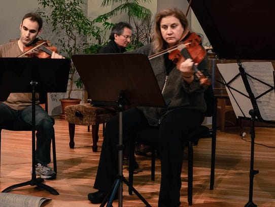 The Finger Lakes Chamber Ensemble will present a winter