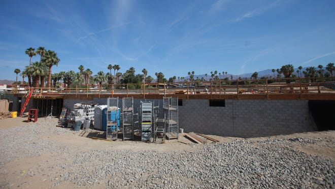 Palm Desert is looking to bring more hotels to the city. Last week, the council approved doing a Request for Qualifications for development of a hotel within Entrada Del Paseo � where Cuistot, the Palm Springs Art Museum and PD Chamber of Commerce offices are located. Construction is currently under way on Hotel Paseo, the city's first hotel on El Paseo.