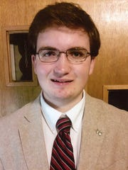 Woodrow Wagaman, Delone Catholic High School Rotary student of the month. (Submitted photo)