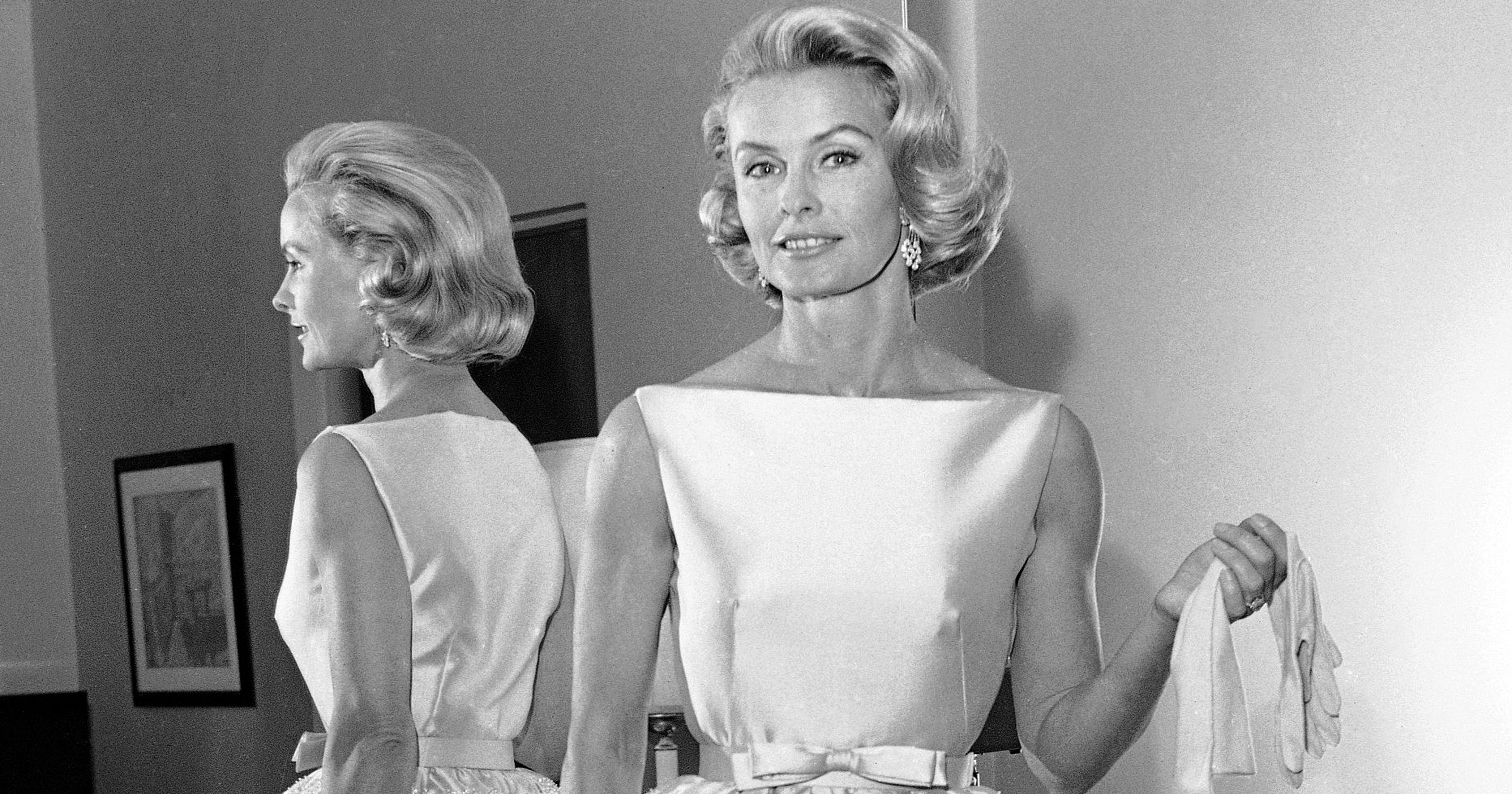 408629f2dacf Dina Merrill, actress and heiress, dies at 93