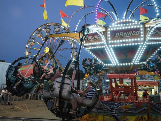Panelists deemed rides like the Tornado, pictured here,