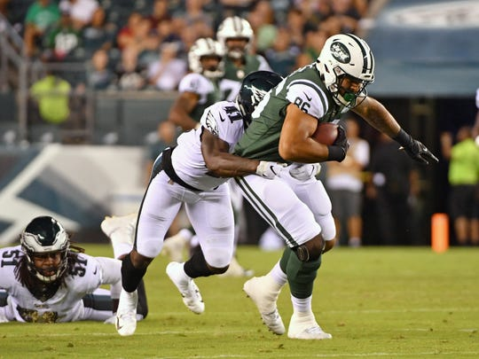 4 biggest questions surrounding the Jets heading into the regular season