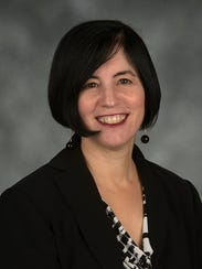 Robin Blyn, a professor with the UWF Department of