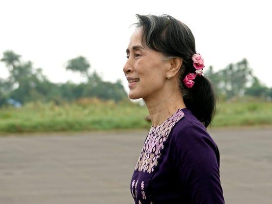 EPA MYANMAR GOVERNMENT RAKHINE STATE POL HUMAN RIGHTS MYA