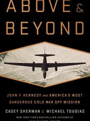 """Above and Beyond"" tells the story of Greenville native Major Rudolf Anderson."