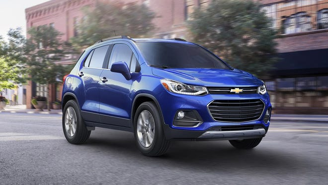 Vehicles such as the Cruze rode high in the Chevy portfolio when GM tried to meet demand for fuel-sipping sedans, but that demand has since migrated to utility vehicles such as the Trax, above.