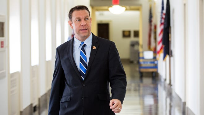 Trey Radel in Washington, D.C., in January 2014.