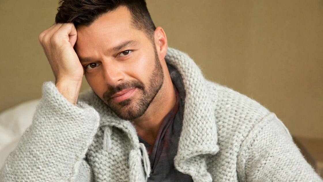 Ricky Martin Kids Haircut 2018 Images Pictures Behind The