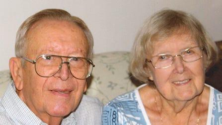 Van Ness 60th Wedding Anniversary