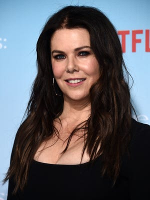 'Gilmore Girls' star Lauren Graham has written a memoir-ish book of essays, 'Talking As Fast As I Can.'