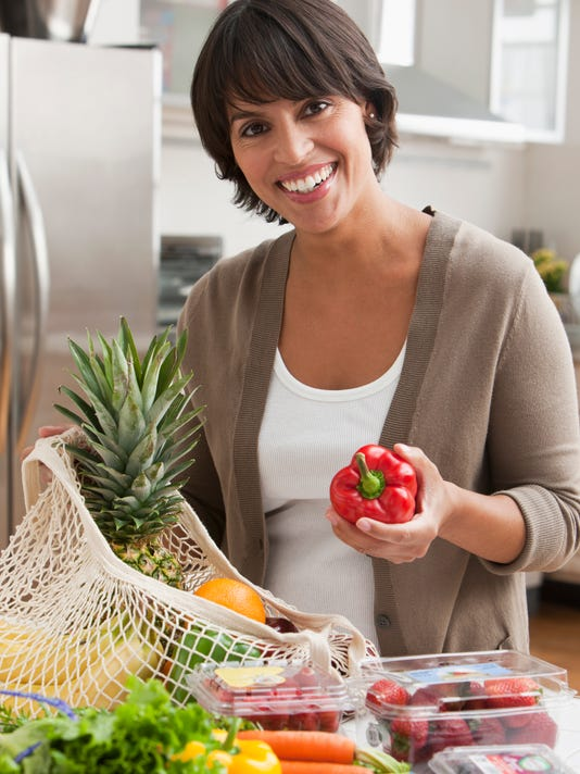 Middle-age spread: Losing weight can be harder, but there ...