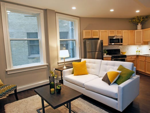 Historic germania building brings market rate affordable - One bedroom apartments in milwaukee ...