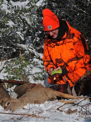 Wisconsin sells nonresident deer licenses at a reasonable rate that's consistent with Michigan and Minnesota.