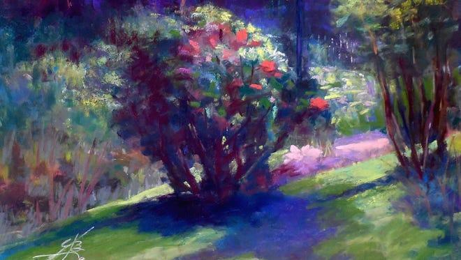 """Night Light"" by Cathyann Burgess."