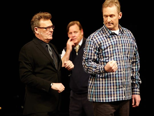 Whose Live Anyway? stars Joel Murray, Jeff B. Davis, Ryan Stiles and Greg Proops.