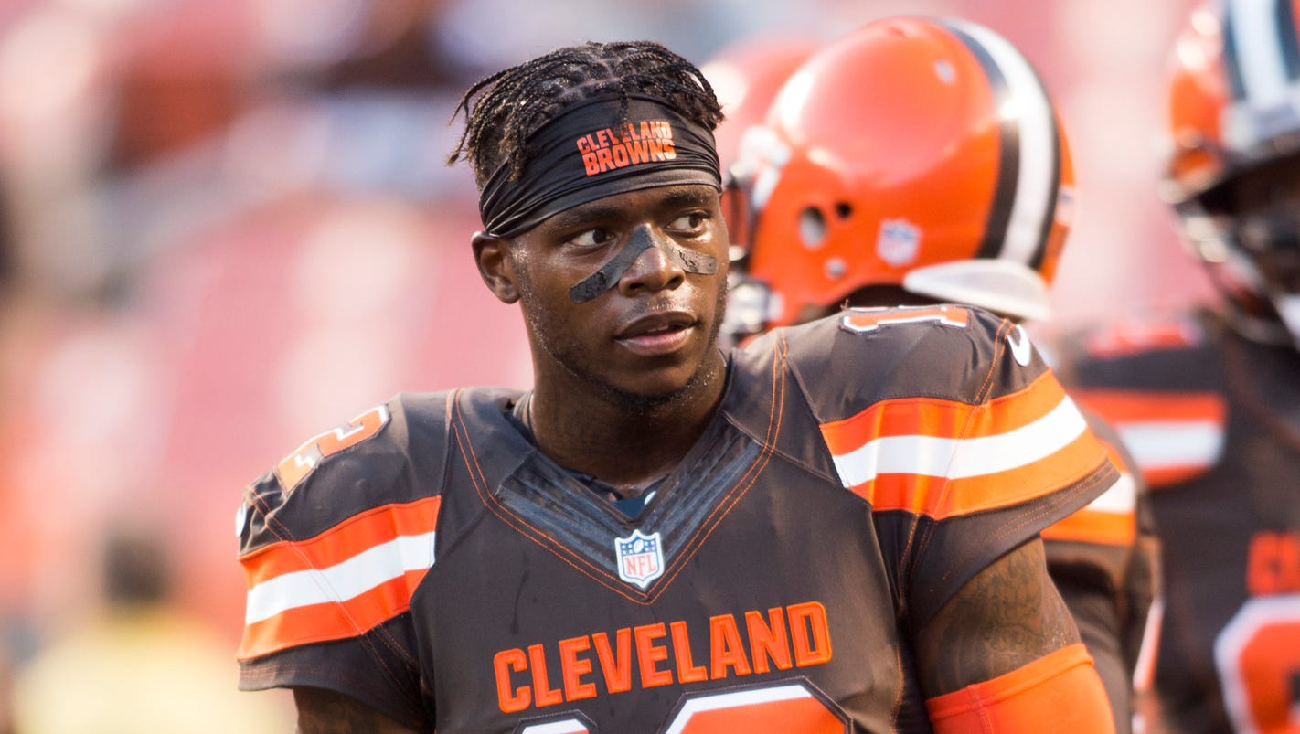 Browns' Josh Gordon says he drank or used drugs before NFL games
