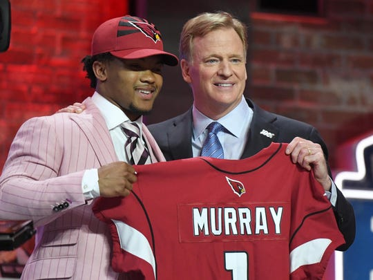 Kyler Murray knows what the 2020 NFL draft class is going through.