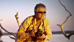 John Moran is an award-winning nature photographer and water advocate from Gainesville.