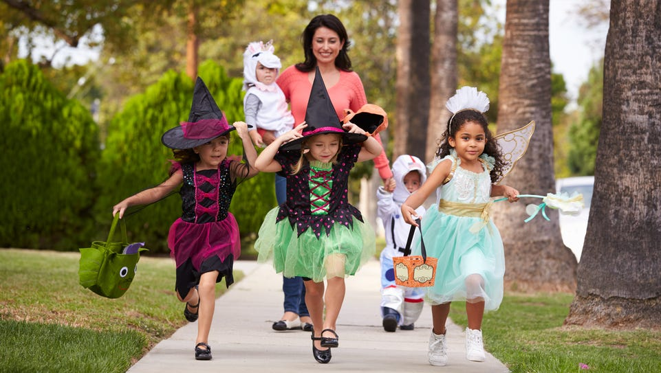 Kids will be out trick-or-treating in Ozaukee County