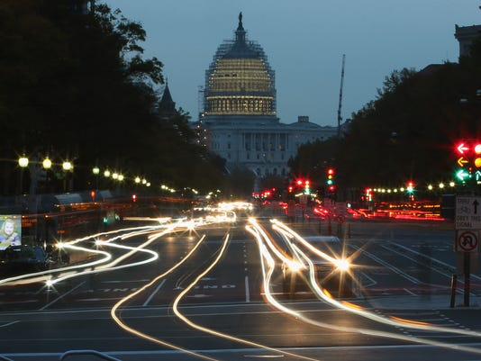 Republicans Take Control Of Senate After Midterm Elections