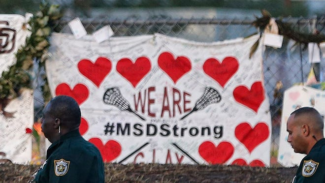 Students nationwide will be coming to Washington, D.C., on March 24, 2018, for the March for Our Lives, which was organized by students at  Marjory Stoneman Douglas High school in Parkland, Fla., to end gun violence.