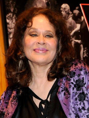 Karen Black, seen here in 2009, poses at the premiere for 'Irene in Time.' The 'Easy Rider' star, 74, has died.