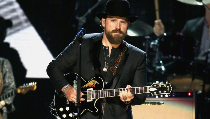 Zac Brown fronts a band honoring Paul Butterfield Blues