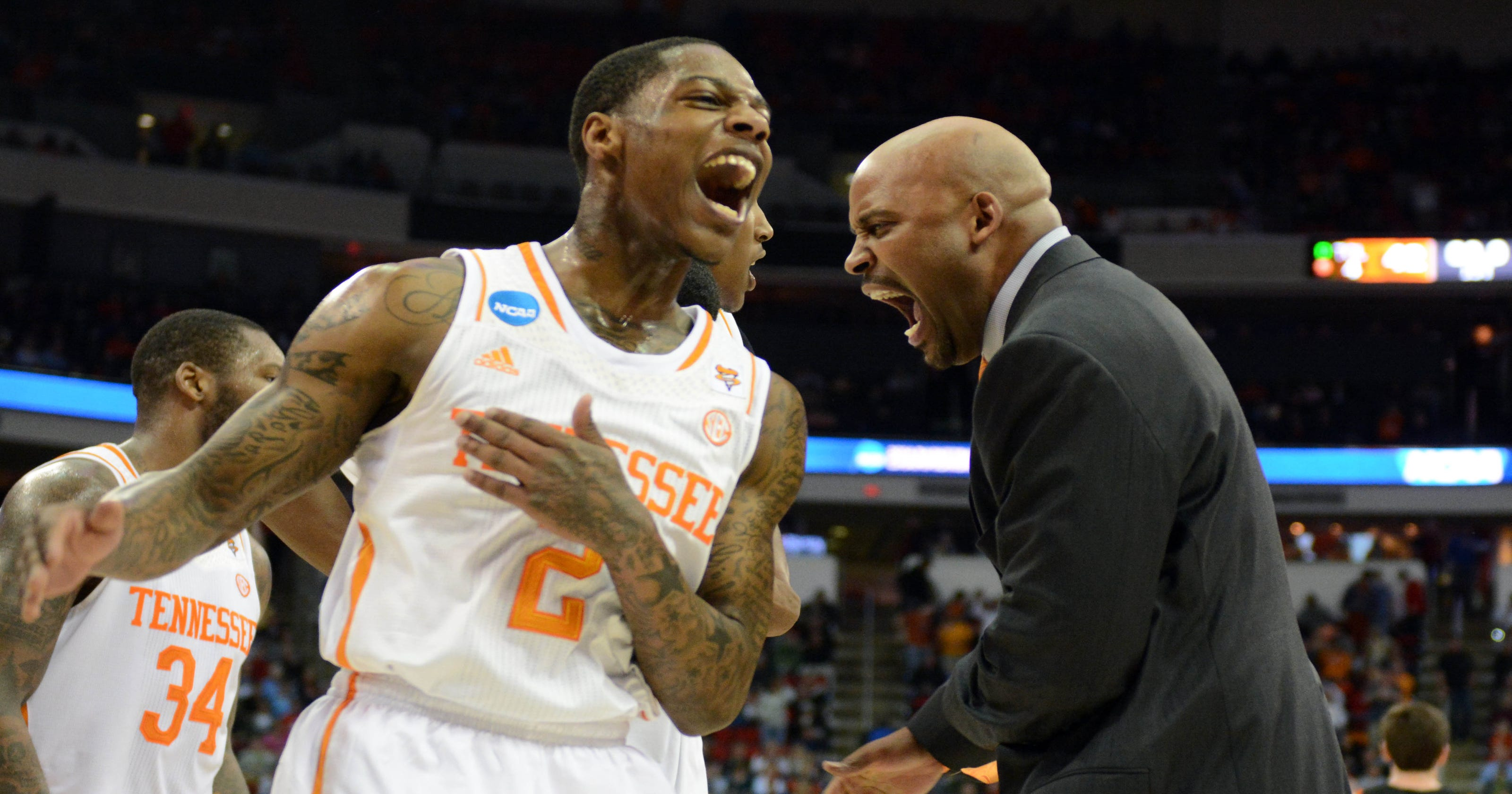 Cuonzo Martin's return puts Tennessee on solid ground