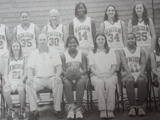 The talented 2005-2006 Union County Girls basketball team was ready for the start of their season. The Bravettes hoped to contend for the regional title that year.