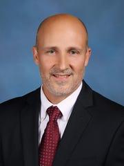 Superintendent Greg Adkins