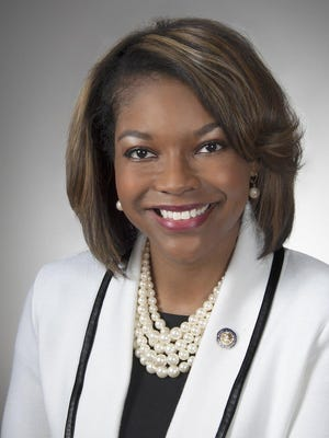 State Rep. Emilia Strong Sykes (D-Akron)