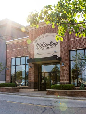 Sterling Cut Glass plans to shutter its Kenwood location and instead have an online only retail presence.