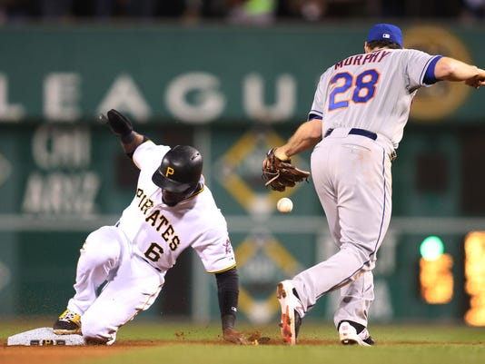 MLB: New York Mets at Pittsburgh Pirates