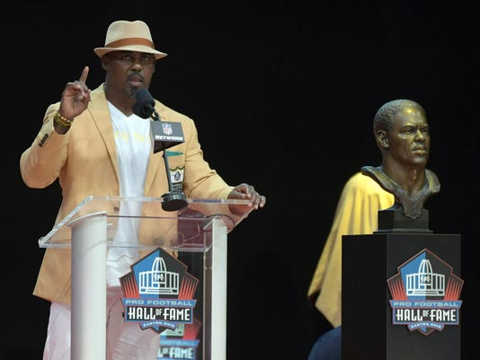 USP NFL: PRO FOOTBALL HALL OF FAME-ENSHRINEMENT CE S FBN USA OH