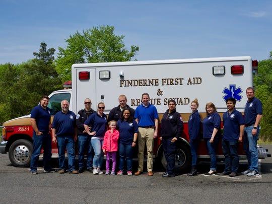 Bridgewater Councilman Matthew Moench recently hosted a free breakfast for all of Bridgewater's emergency responders.