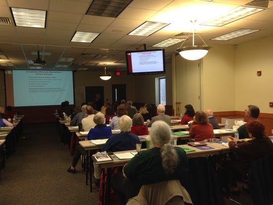 A photo from Tallahassee Genealogical Society's 2016 Seminar