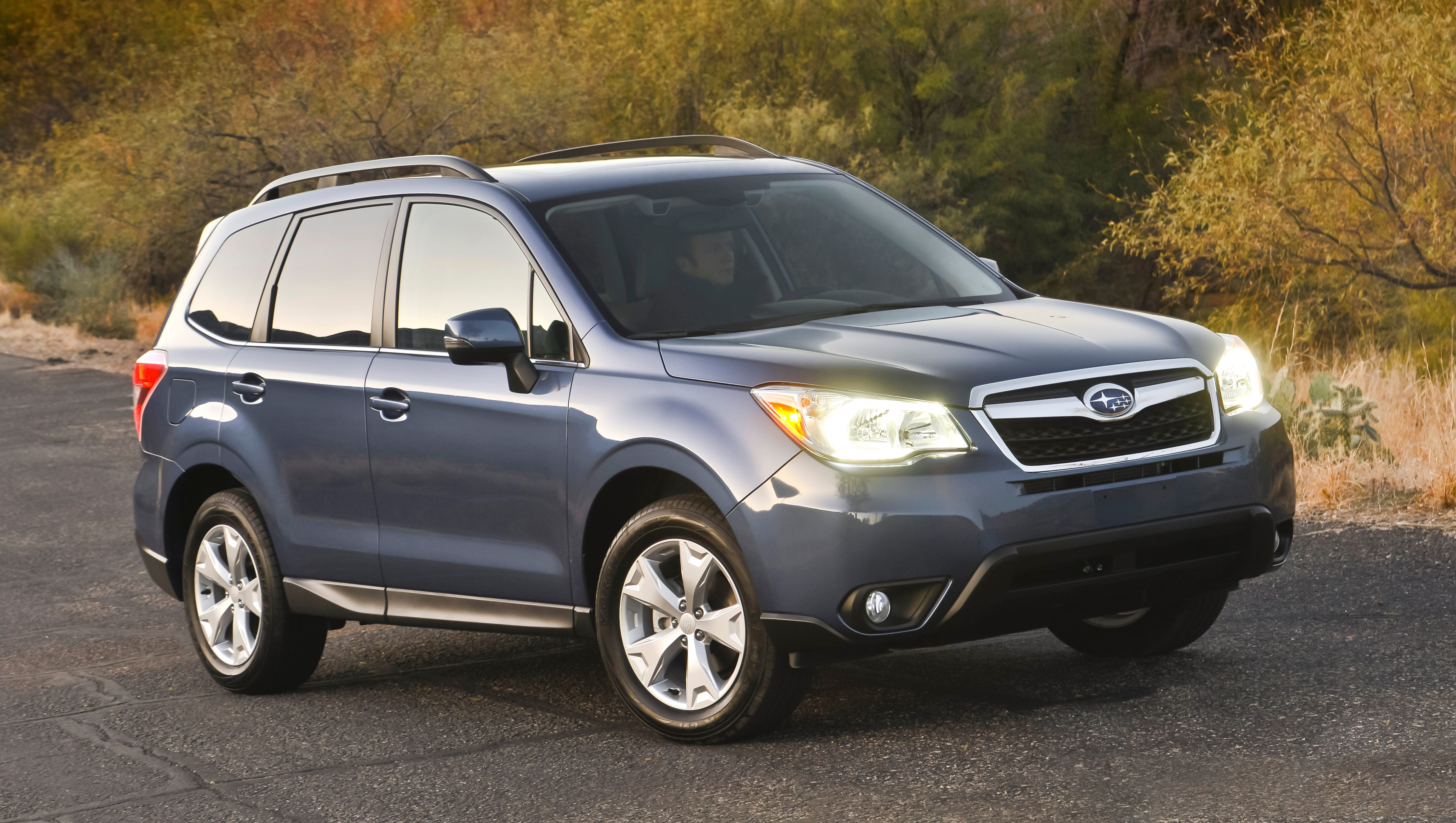 This year's Edmunds.com Top 10 Best Cars for Short Drivers includes the new Subaru Forester, starting at $22.790 (redesigned 2014 shown here).