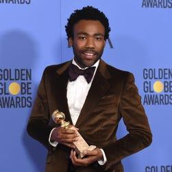 Donald Glover is Simba, James Earl Jones Mufasa in 'Lion King' remake