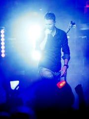 Dierks Bentley performs at Talking Stick Resort Arena