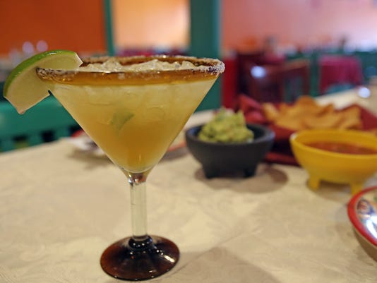 The Mexico City Margarita