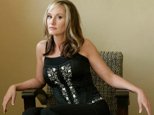 Georgette Jones, the daughter of George Jones and Tammy Wynette is to perform Aug. 12 at Bull Shoals Theater of the Arts.