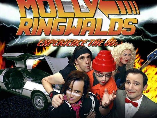 The Molly Ringwalds play a soldout show Friday at Duling Hall.
