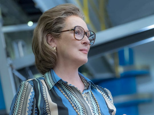 Meryl Streep stars as Kay Graham in Twentieth Century