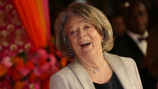 """""""Downton Abbey"""" publicists say Maggie Smith was misinterpreted in remarks widely reported as suggesting she will leave the TV show after its sixth season later this year."""