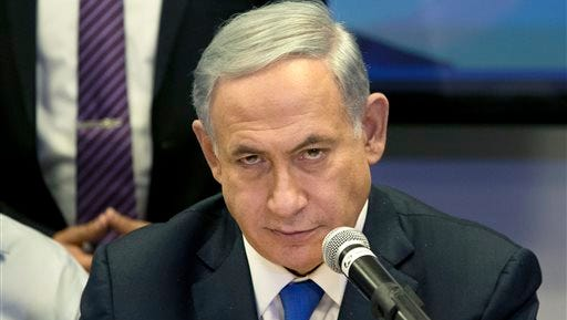 Israeli Prime Minister Benjamin Netanyahu survived a what was largely seen as a referendum on his six years of leading Israel.